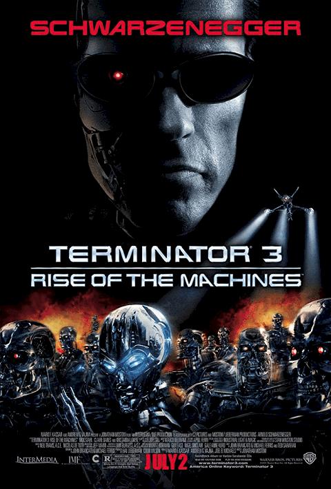 Terminator 3 Rise Of The Machines คนเหล็ก 3 กำเนิดใหม่เครื่องจักรสังหาร