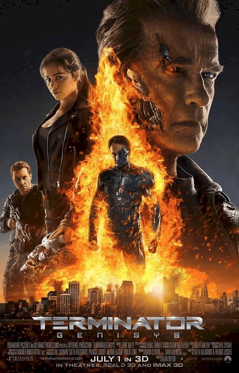 Terminator 5 Genisys คนเหล็ก 5 มหาวิบัติจักรกลยึดโลก