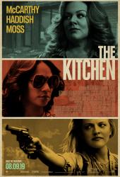 The Kitchen (2019) เมื่อแม่บ้านต้องกลายเป็นหัวหน้าแก๊ง