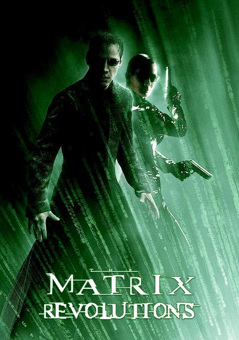 The Matrix 3 Revolutions เดอะ เมทริกซ์ 3 เรฟเวอลูชั่น ปฏิวัติมนุษย์เหนือโลก