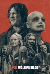 The Walking Dead Season 10 ล่าสยอง ทัพผีดิบ 10 poster