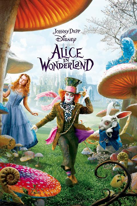 Alice in Wonderland (2010) อลิซ ในแดนมหัศจรรย์ hd