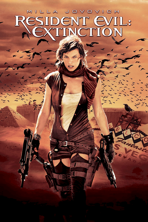 Resident Evil 3 Extinction ผีชีวะ ภาค 3