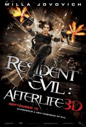 Resident Evil 4 Afterlife (2010) ผีชีวะ สงครามแตกพันธุ์ไวรัส
