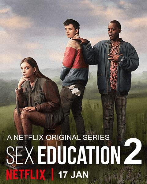 Sex Education 2 (2020) เพศศึกษา (หลักสูตรเร่งรัก) 2