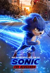 Sonic the Hedgehog (2020) โซนิค เดอะ เฮ็ดจ์ฮอก poster