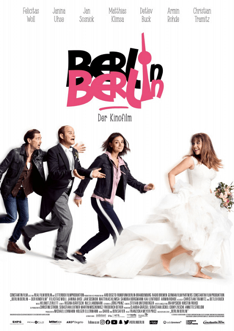 Berlin, Berlin (2020) สาวหนีรัก
