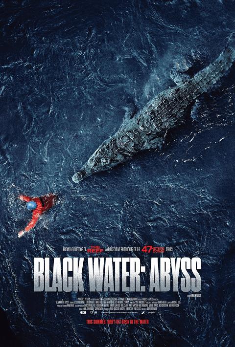Black Water Abyss (2020) กระชากนรก โคตรไอ้เข้