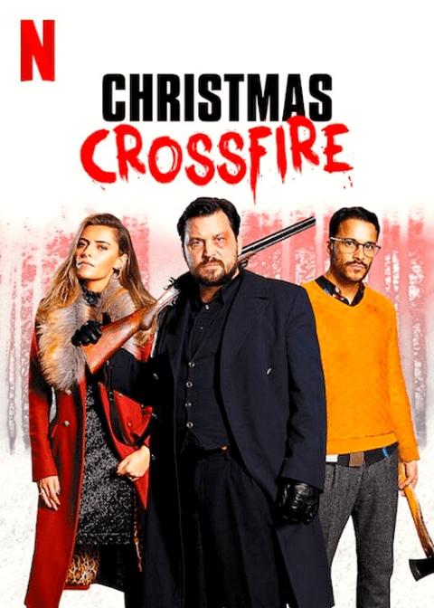 Christmas Crossfire (2020) คริสต์มาสระห่ำ [ซับไทย]
