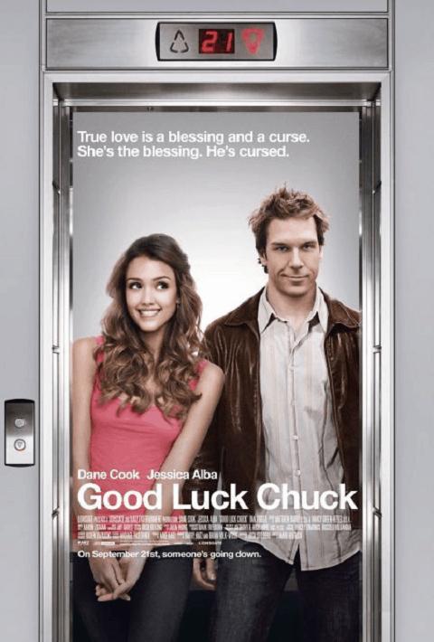 Good Luck Chuck (2007) โชครักนายชัคจัดให้