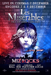Les Miserables The Staged Concert (2019)