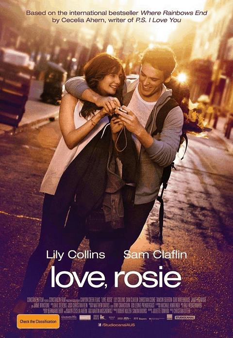 Love Rosie (2014) เพื่อนรักกั๊กเป็นแฟน