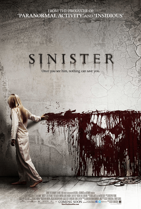 Sinister (2012) เห็นแล้วต้องตาย