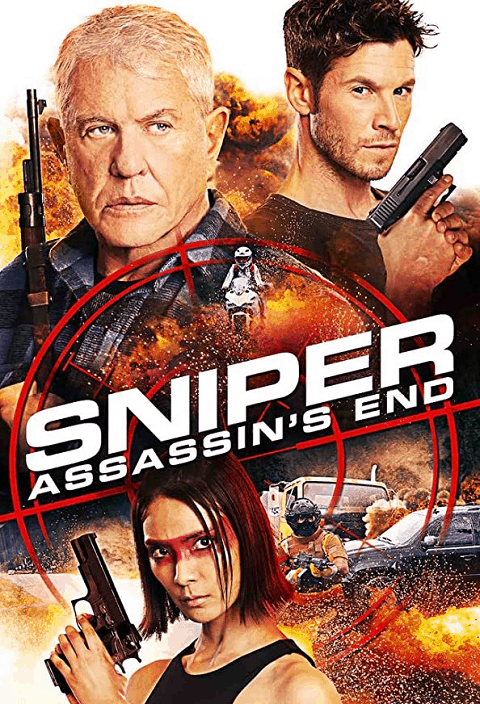 Sniper Assassin's End (2020)