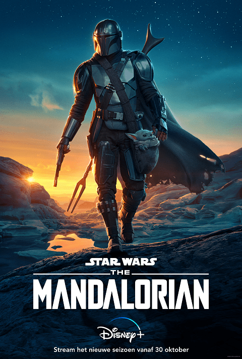 Star Wars The Mandalorian Season 2 (2020) [EP 1-8 จบ]