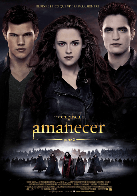 The Twilight Saga Breaking Dawn Part 2 (2012) แวมไพร์ทไวไลท์ 4 เบรคกิ้ง ดอว์น ตอน 2