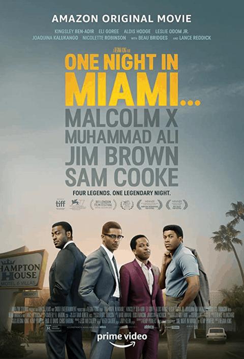 One Night in Miami (2020) คืนหนึ่งในไมแอมี [ซับไทย]