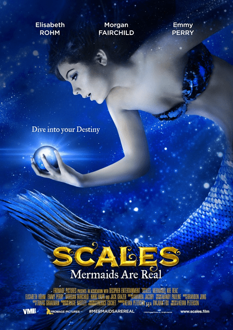 Scales Mermaids Are Real (2017)