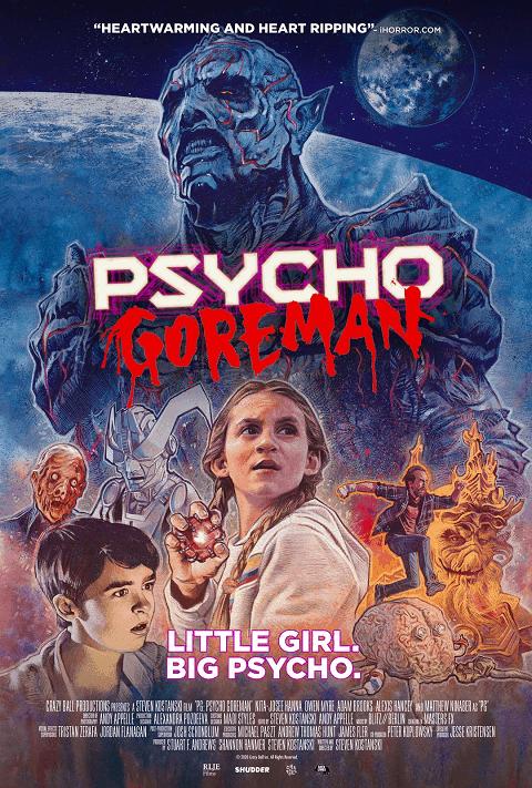 Psycho Goreman (2021) ซับไทย