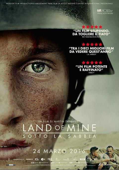 Land of Mine (2015) ซับไทย
