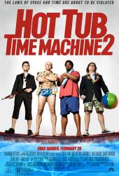 Hot Tub Time Machine 2 (2015) สี่เกลอเจาะเวลาป่วนอดีต
