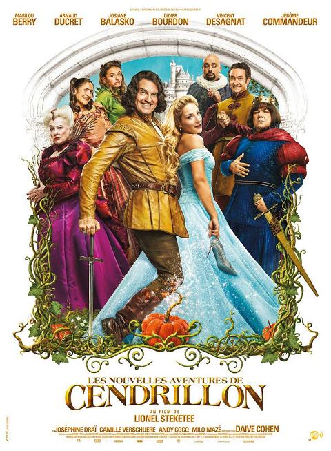The New Adventures of Cinderella (2017) ตำนานรักครั้งใหม่ของยัยซินเดอเรลล่า