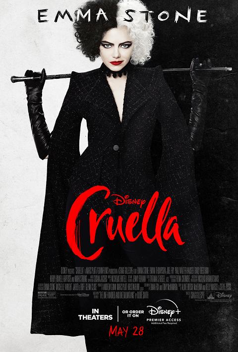 Cruella (2021) ครูเอลล่า [ซับไทย]