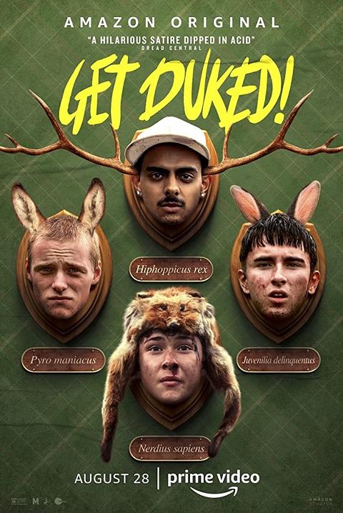 Get Duked! (2019) วิ่งสิ ไอ้หนุ่ม! [ซับไทย]