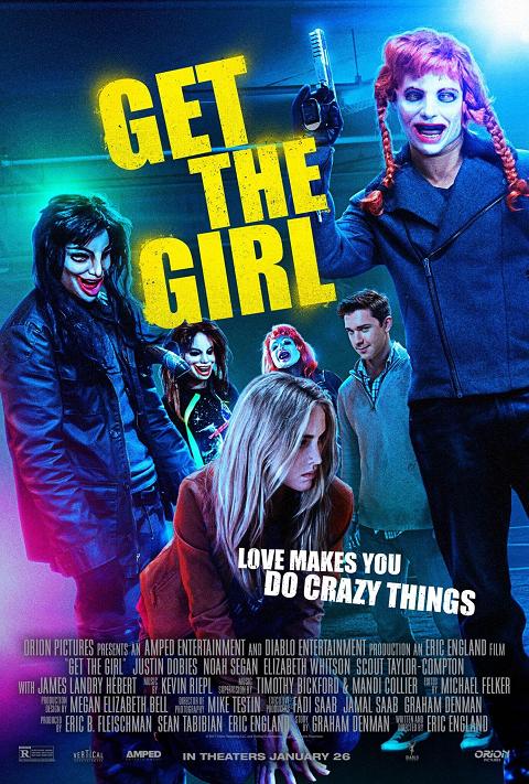 Get The Girl (2017) อยากได้หญิง ต้องชิงปล้น [ซับไทย]