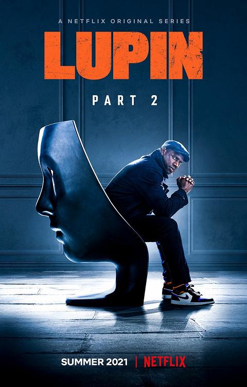 Lupin Season 2 (2021) จอมโจรลูแปง 2