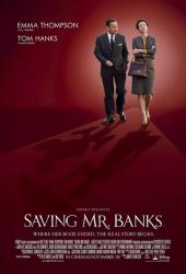 Saving Mr. Banks (2013) สุภาพบุรุษนักฝัน