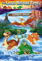 The Land Before Time XIV Journey Of The Brave (2016)